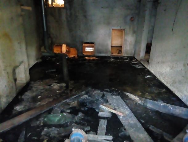 Травиться сероводородом вынуждены жильцы утопающей в фекалиях девятиэтажки Ростова