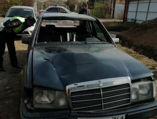 Друзья пропавшего в Батайске после ДТП юноши нашли сбившую его машину