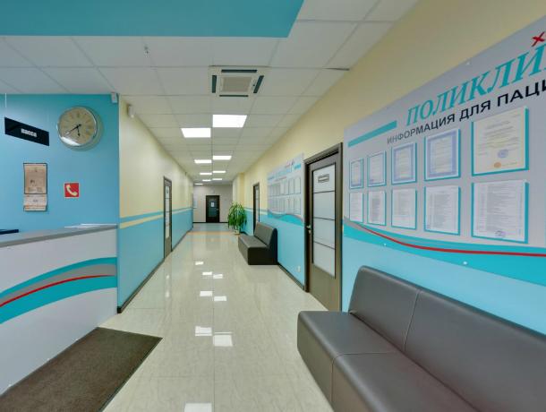 Новейшую больницу построят вРостове-на-Дону