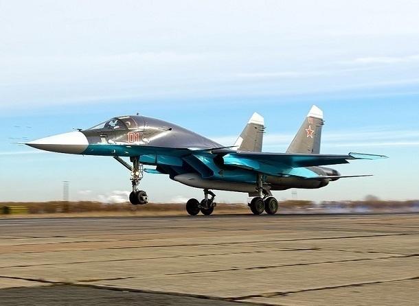 Военные самолеты из Ростовской области заправились в воздухе и разбомбили объекты на севере России