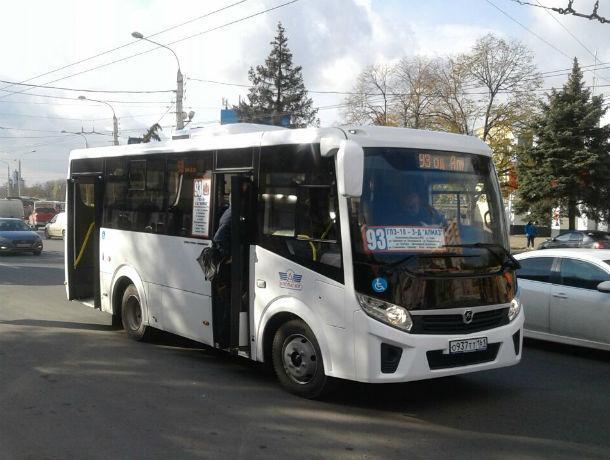 «Адское пекло» в ростовском автобусе взбудоражило горожан на видео