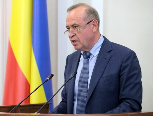 Замгубернатора Сергея Сидаша перевели под домашний арест