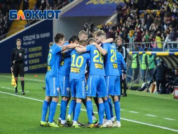 Три игрока ФК «Ростов» попали в состав сборной России