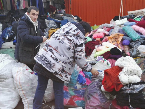 Серьезную зачистку самому популярному рынку Ростова готовят городские власти