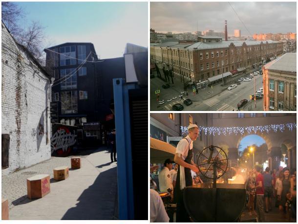 Другая жизнь ростовских заводов: показываем, как бывшие фабрики становятся модными местами