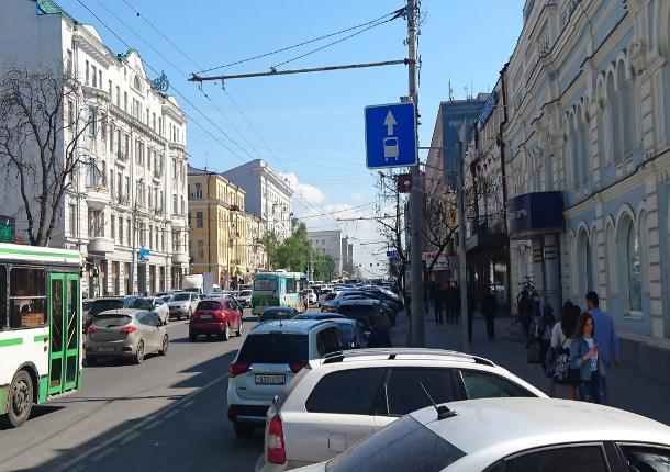 Эксперт: от пробок Ростов избавит жесткое наказание за неправильную парковку