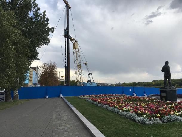 На набережной Ростова вместо часовни решили построить выставочный зал