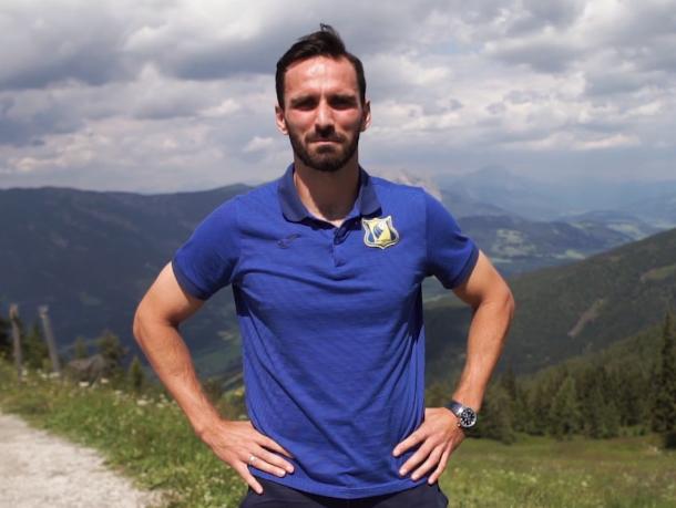Польский футболист на русском языке обратился к болельщикам «Ростова»