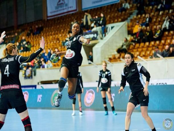 Гандболистки «Ростова-Дона» обыграли «Битигхайм» вматче группового этапа Кубка EHF
