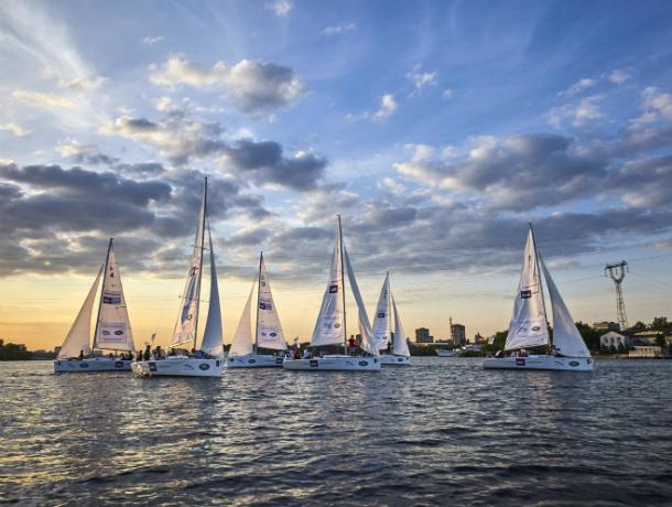 Парусной регатой отметят вРостове День работников морского иречного флота