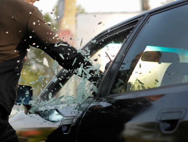 Серийного преступника авто задержали вНовочеркасске