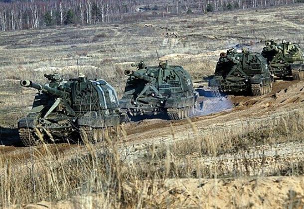Войска в Ростовской области подняты по тревоге