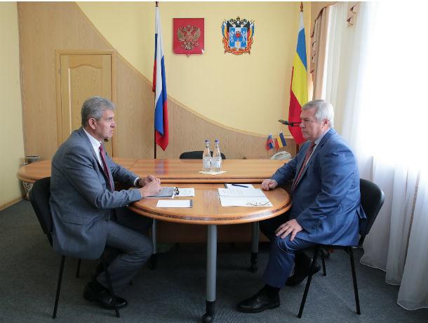 После визита губернатора Голубева полицейские не стали возбуждать дело об исчезнувшей дороге в Константиновске