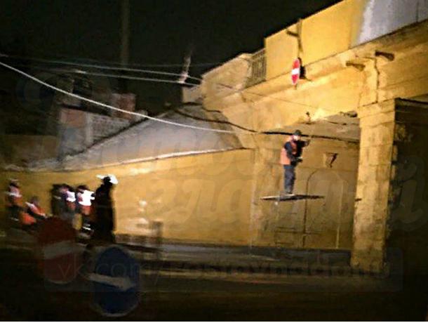 Срочной покраской моста «к приезду Путина» рассмешили горожан рабочие в Ростове