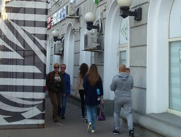 «Торговые ларьки в центре Ростова - это как установить сортир на шикарном газоне», - ростовчан взбесила новая идея чиновников