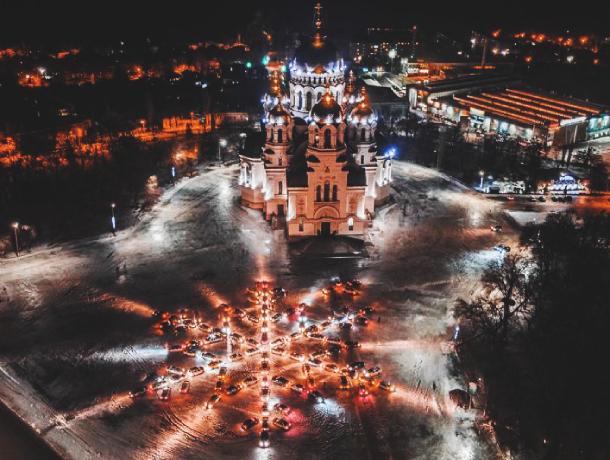 Самые яркие флешмобы от креативных жителей Ростовской области