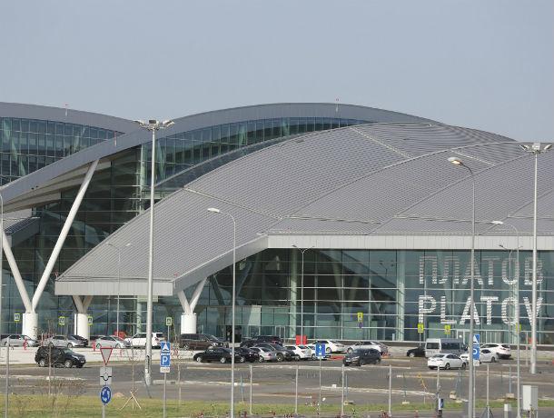 Проблемы с транспортом в «Платове» признали 90% посетивших аэропорт