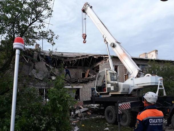 Семьям погибших при взрыве газа в поселке Чистоозерный выплатят по миллиону рублей