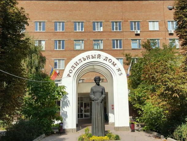 Корпус роддома №5 отремонтируют за 200 миллионов рублей