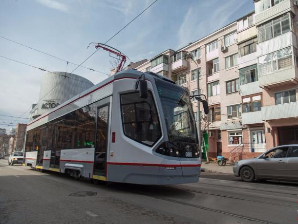 Для Новочеркасска закупят 5 новых трамваев