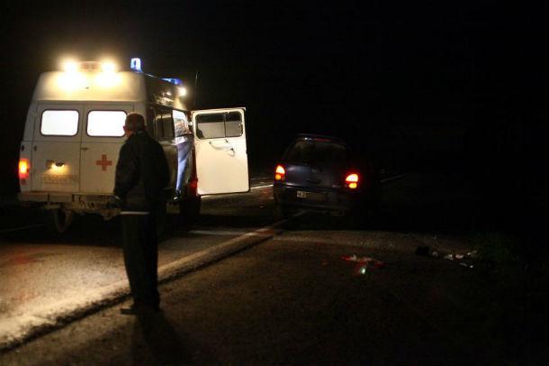 Четверо ранены, втом числе трое молодых людей, вДТП наДону