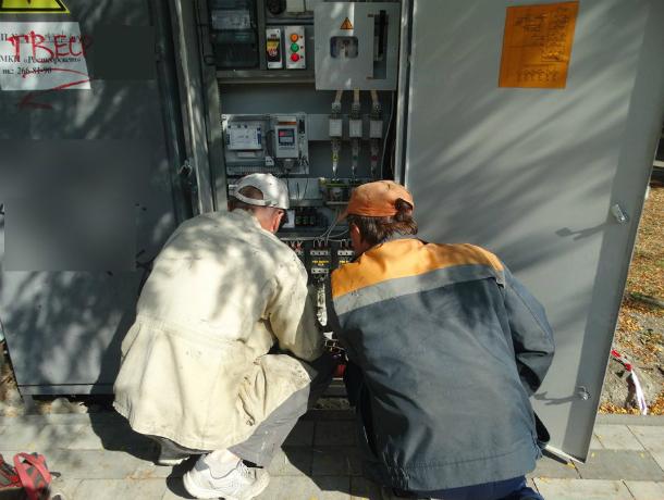 Массовые отключения электричества ожидают жителей Ростова в последний день рабочей недели