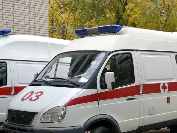 В страшной аварии под Ростовом погибла пенсионерка