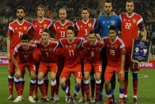 Три футболиста «Ростова» попали врасширенный список сборной России