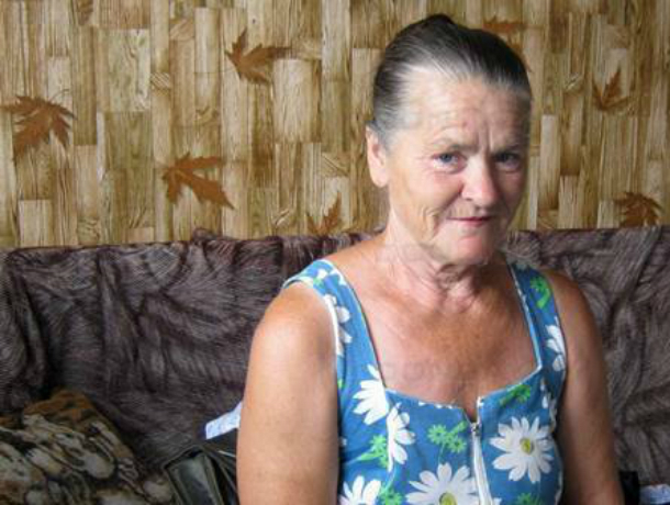 В Новочеркасске 20 дней ищут пожилую мать 11 детей и бабушку 20 внуков