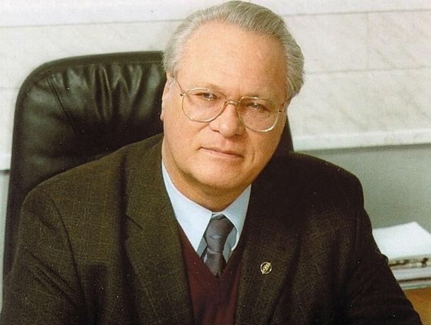 В Ростове скончался ученый Владимир Игнатов
