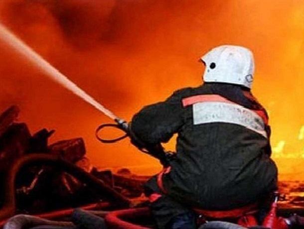 Напожаре вЦелинском районе погибли две женщины