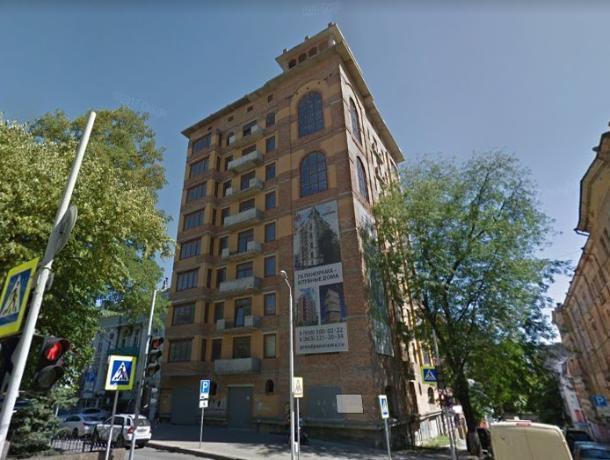 Элитный дом в центре Ростове достроит ИП, связанный с его бывшими владельцами