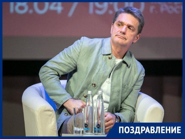 Актер Константин Лавроненко отмечает день рождения