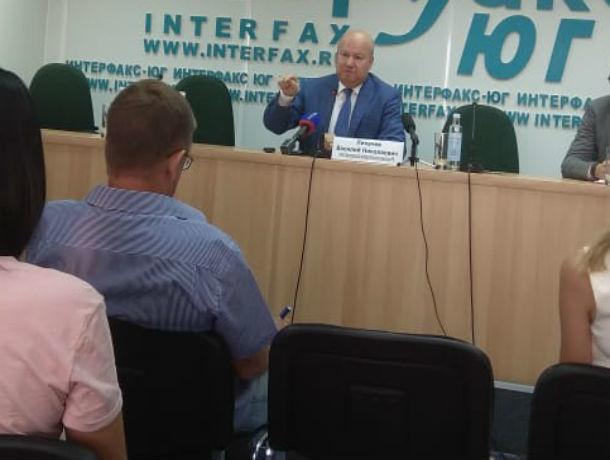 Отвечавший за выборы в Ростовской области специалист уволился из Центризбиркома