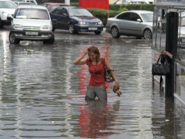 Дожди с грозами и молниями обрушатся на жителей Ростова в этот четверг