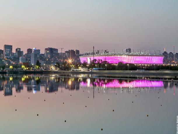 Стадион «Ростов Арена» перейдет в собственность региона в июне этого года
