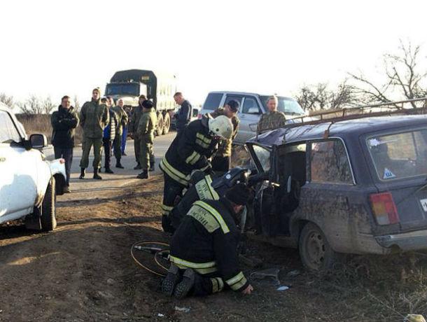 Водитель «Нивы» с контрафактными сигаретами устроил под Донецком ДТП со смертельным исходом