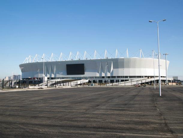 Какие улицы перекроют во время матча на стадионе «Ростов Арена» 22 сентября