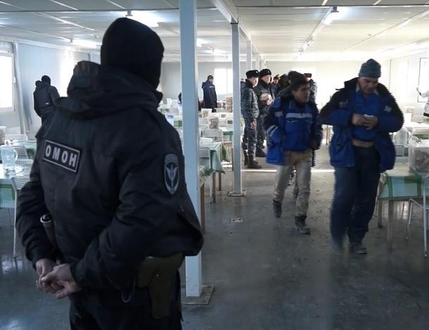 40 иностранцев задержали наДону при помощи ОМОНа