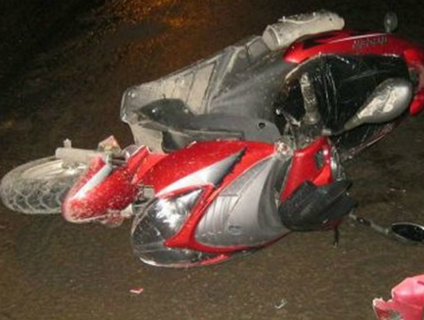 Серьезные травмы под колесами «неуступчивого» микроавтобуса получил скутерист в Ростовской области