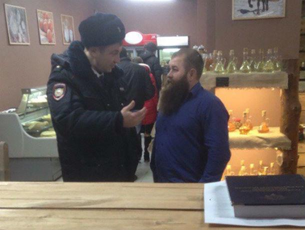Полиция Ростова-на-Дону пришла вмагазин Стерлигова из-за оскорбления геев