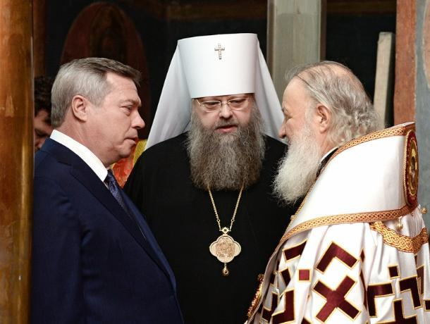 Ростовский митрополит рассказал, почему надо платить за крещение