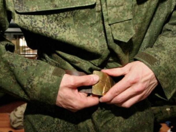 Военный из Дагестана тяжело отравился странным алкоголем в Ростове