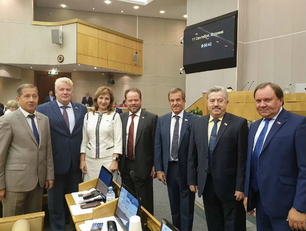 Все донские депутаты «Единой России» проголосовали за увеличение пенсионного возраста