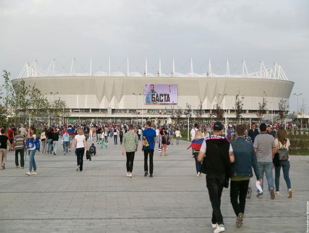 «Ростов Арена» не смогла стать лучшим стадионом года