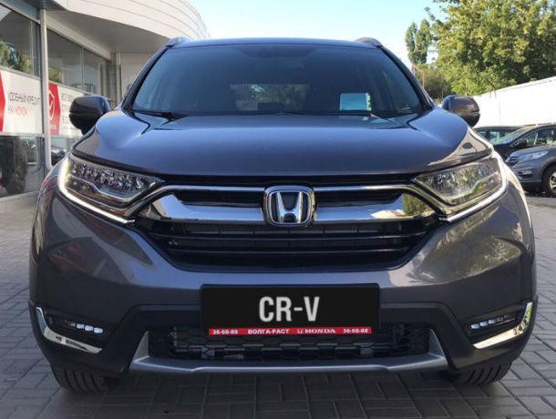 Продажи Honda в России в июле выросли в 3 раза: основные причины популярности японского кроссовера