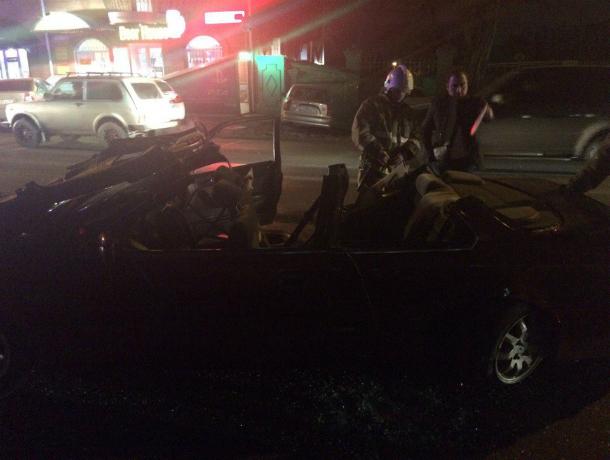 Два человека пострадали в трагедии четырех авто вРостове