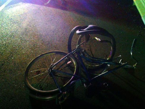 Жертвой смертельного наезда иномарки стал велосипедист в Ростовской области