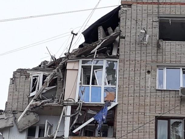 Шахтинцы просят президента расселить взорвавшийся дом под Ростовом