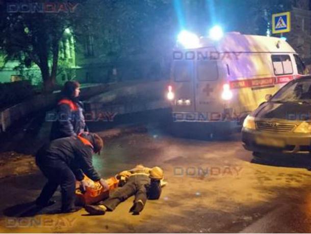 Пострадавшая в аварии под Ростовом пенсионерка скончалась в больнице